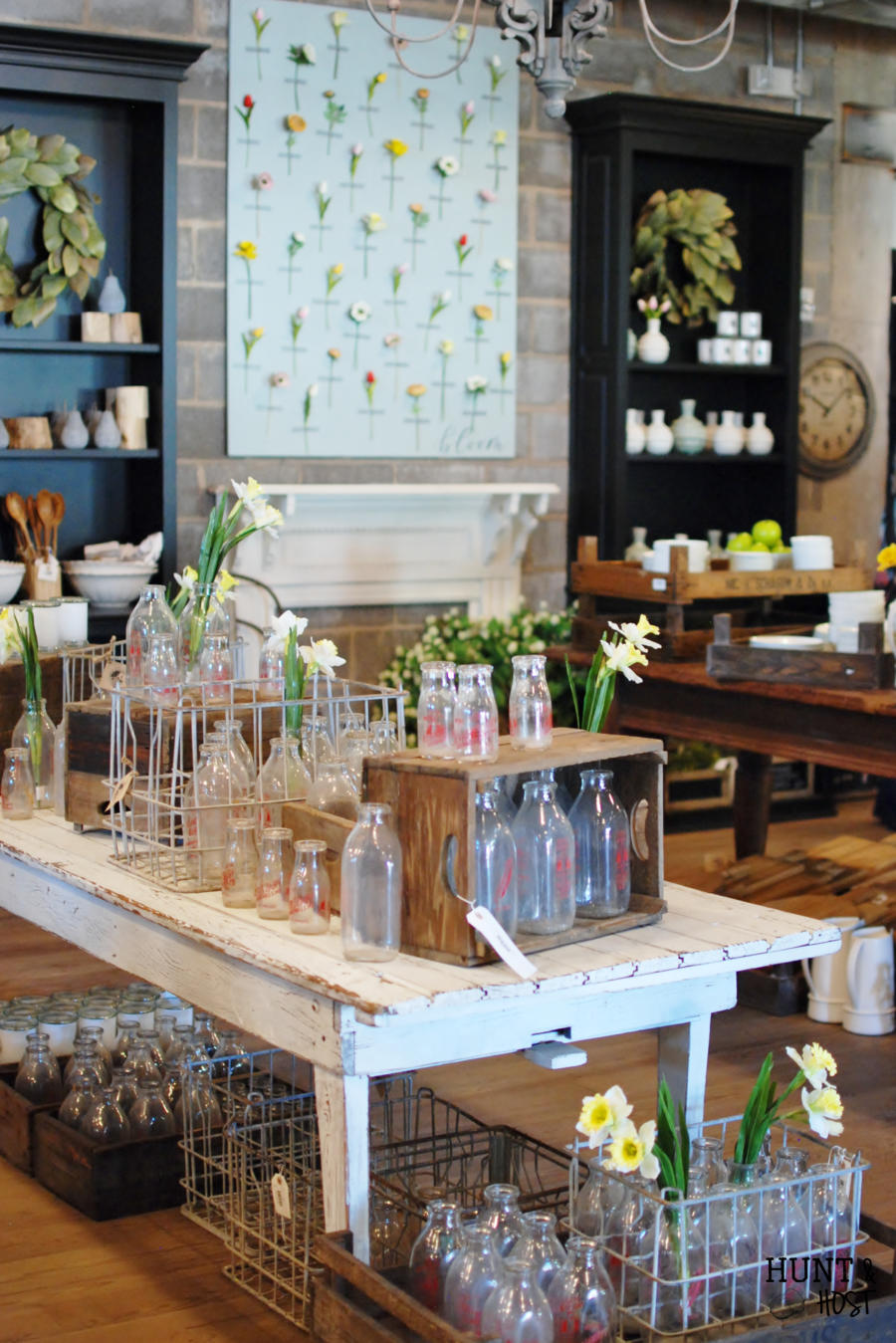 magnolia market inspired kitchen message board hunt and host. Black Bedroom Furniture Sets. Home Design Ideas