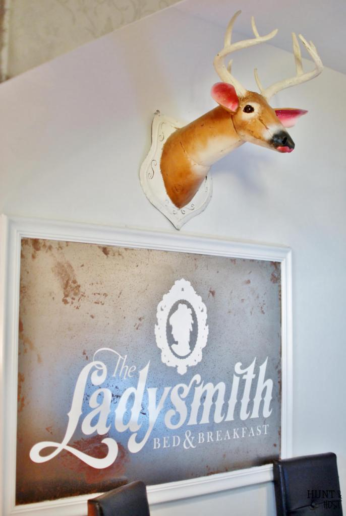 The Ladysmith, Miranda Lambert's popular Hotel B&B designed by Phara Queen will delight you with great hospitality. here are some hospitality tips to get The Ladysmith look at home from www.huntandhost.net