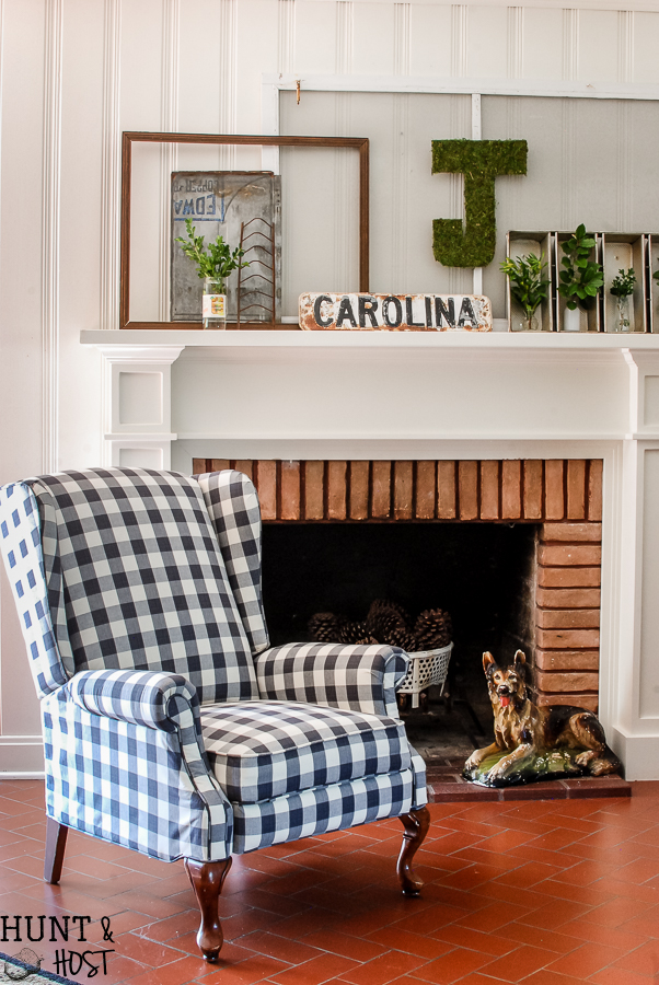 best fabrics for chairs white chair wooden legs 8 neutral french farmhouse hunt and host the classic decorating