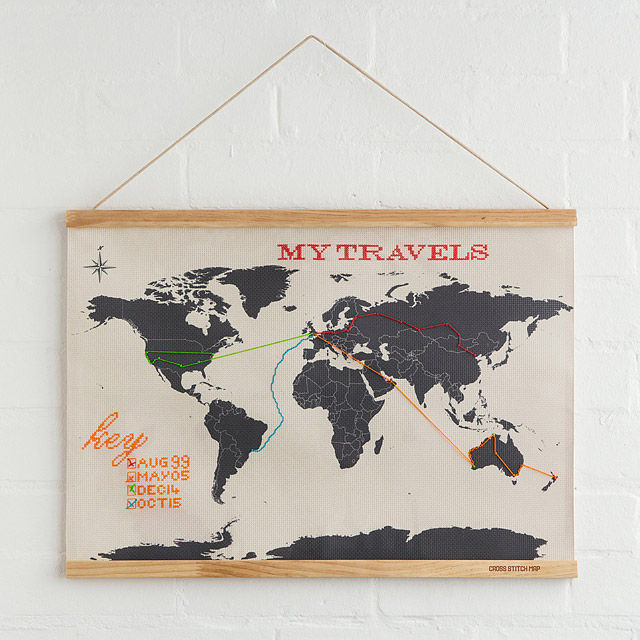 A gift guide for the person who has everything. These map inspired gifts are perfect for that hard to shop for guy or girl on your list.