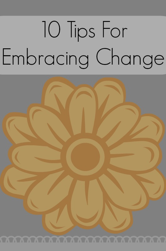 Deconstructing a room to build it back up: 10 tips for embracing change.