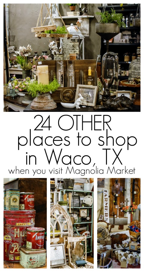 Charmant 24 Other Places To Shop In Waco. Texas When You Visit Magnolia Market And  The