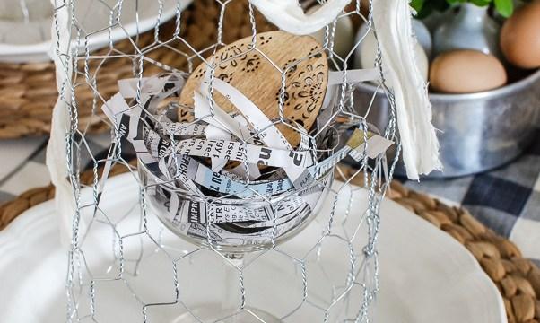 Bird Nest Decorating Ideas