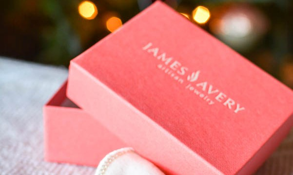 James Avery Christmas Tree Gift