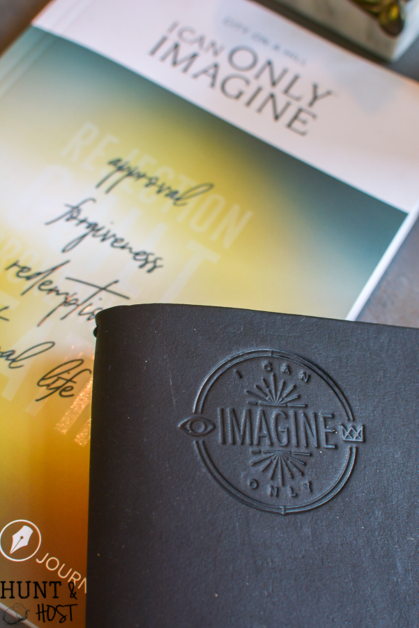 Take a peek at the exciting bible study journal series from Bart Millard of Mercy Me based on the hit movie I Can Only Imagine. #mercyMe #BibleStudy #ICanOnlyImagine #redemption #ChristianMovie