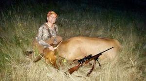 Wyoming Cow Elk Hunt
