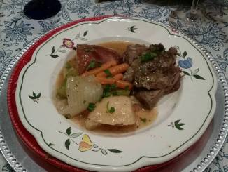 Venison Pot Roast