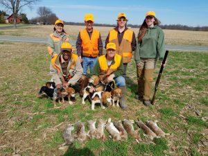 Sisterhood of the Outdoors Ladies Rabbit Hunt