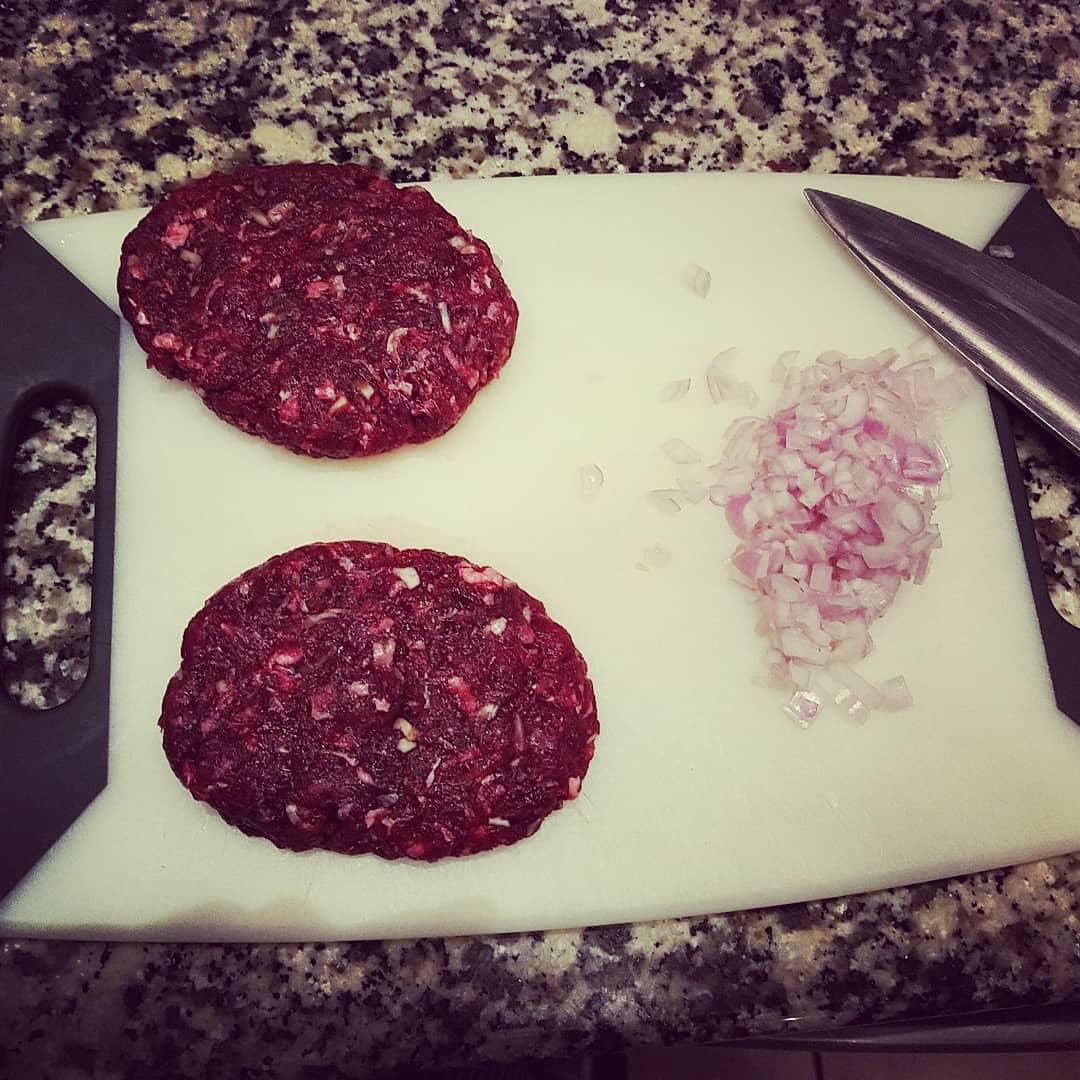 Venison Burgers