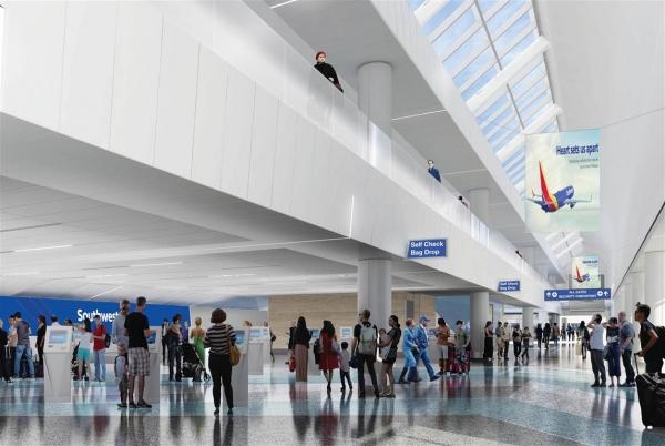 LAX Terminal 1 Renovation  Hunt Design