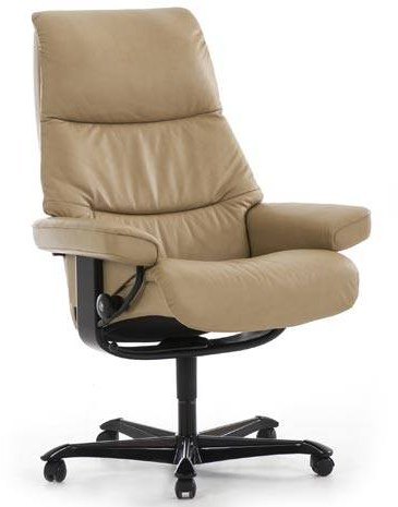 stressless office chairs uk modern high for babies view chair hunter furnishing