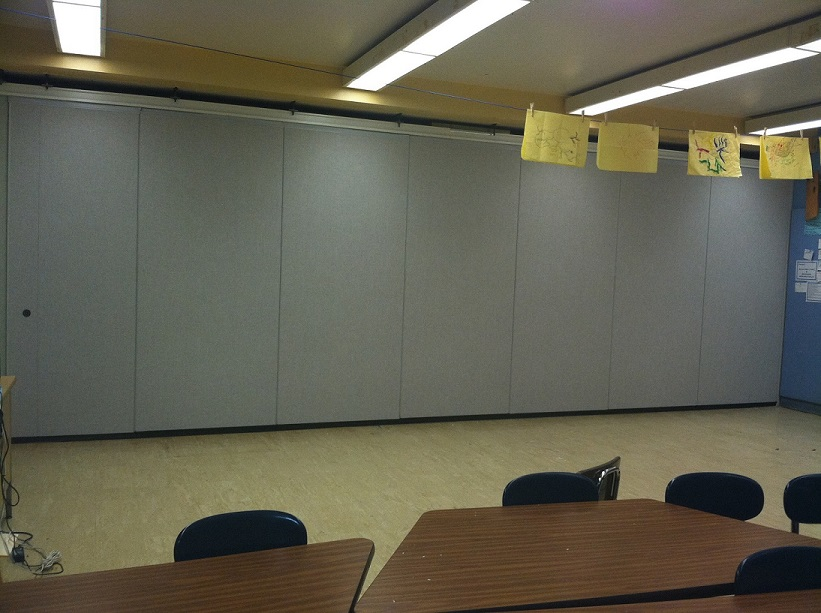 Campus Schools Wall Divider Replacement  Hunter College