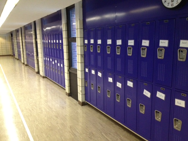 Hunter College Campus SchoolsNew Student Lockers  Hunter College