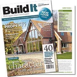 Self Build Architects Magazine Featured Project
