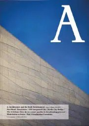RIBA - A Magazine - Architects profile