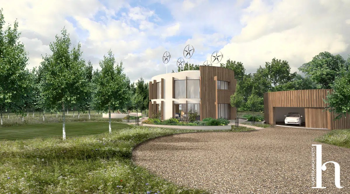 RIBA Self Build Architects in Manchester