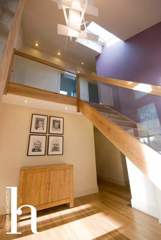 Contemporary Bespoke Dwelling by RIBA Architects in Altrincham Cheshire
