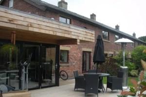 Contemporary Garden Room in Lancashire