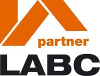 The LABC Partnership scheme Logo