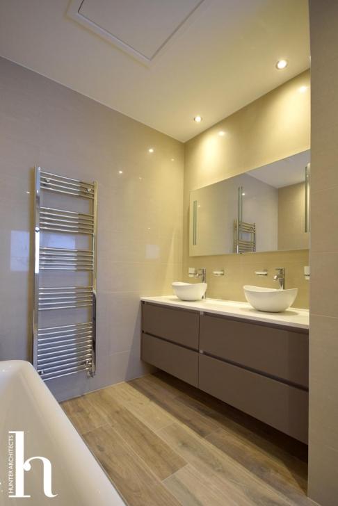 His & Hers Master Bathroom Suite