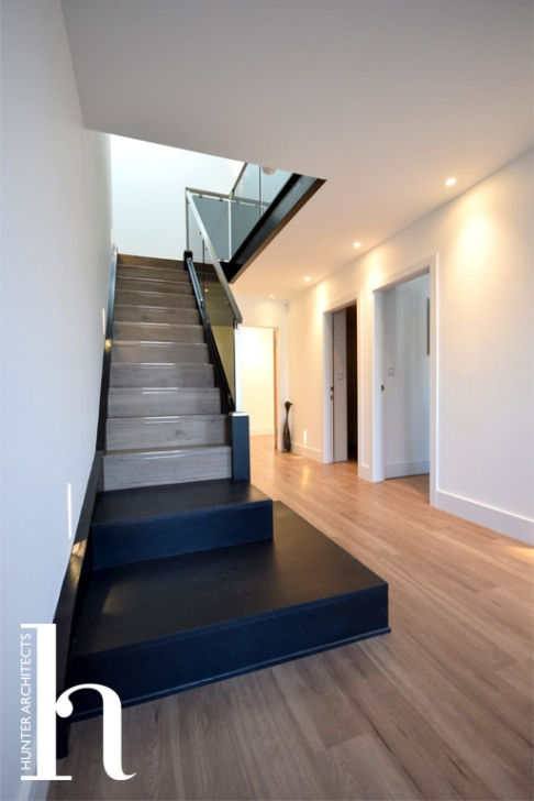 house extension staircase