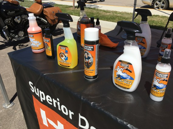 Hunter Detail Products
