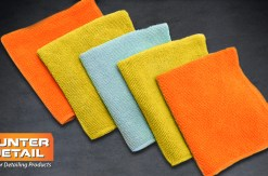 Hunter Detail Microfiber Towel Cleaning Tips
