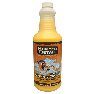 Hunter's Wicked Orange Quart