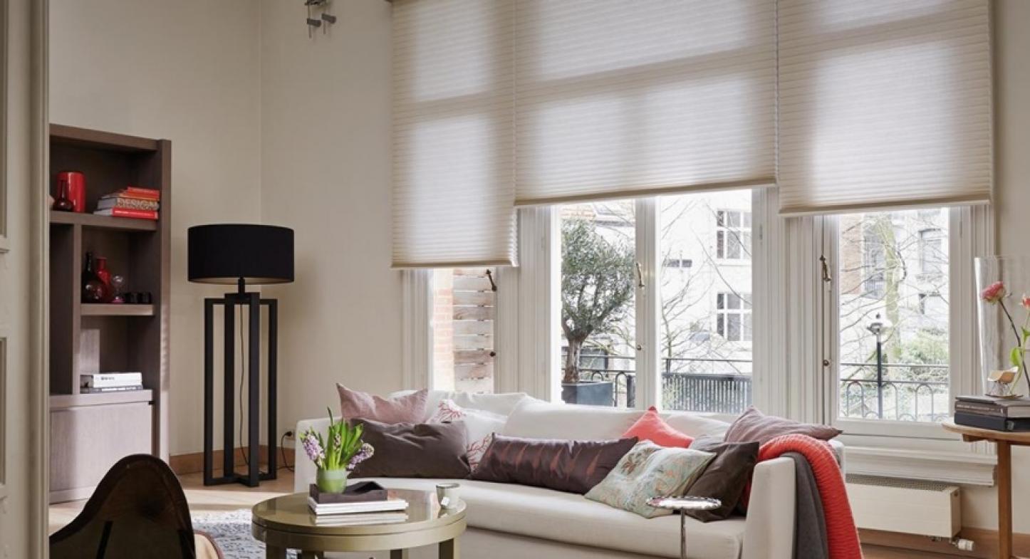 Tecnologia e sofisticao nas cortinas para sala de jantar