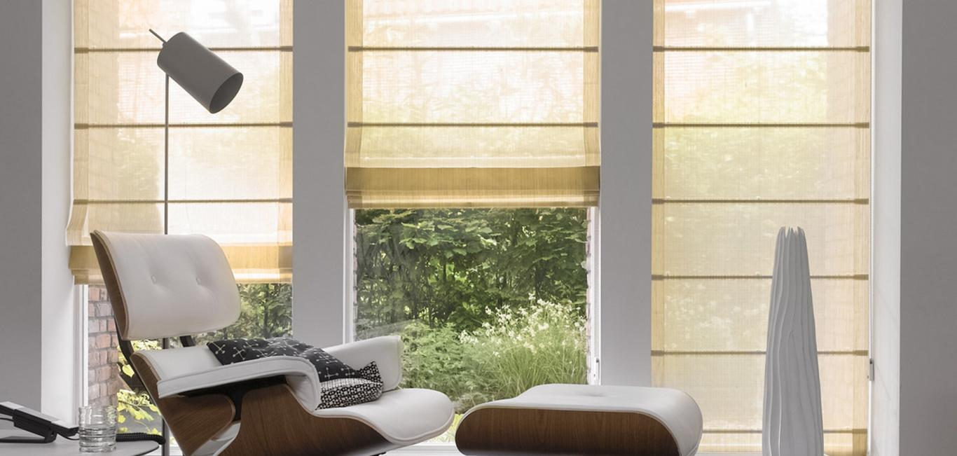 Galera Cortinas Romanas Stores  Productos  Hunter