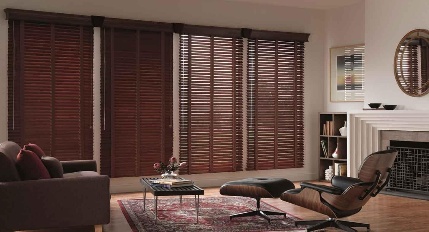 Cmo limpiar tus persianas de madera