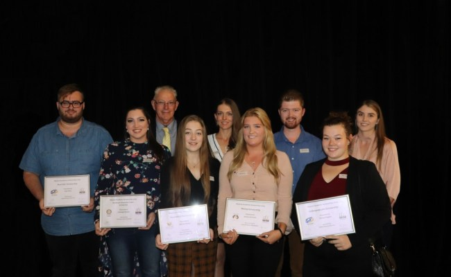 Congratulations To The 2019 Mayoral Academic Scholarship