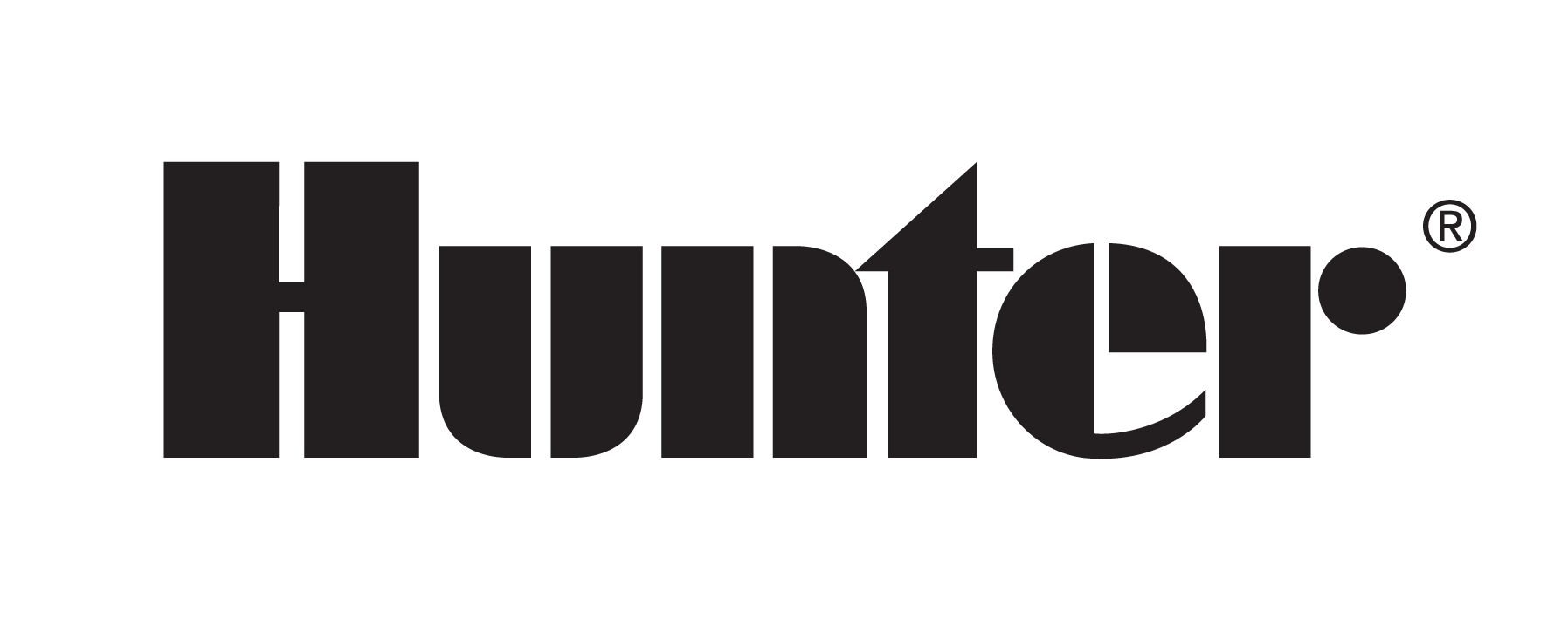 Logo Hunter  Hunter Industries
