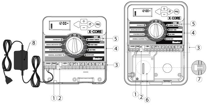 Hunter X Core Wiring Diagram : 28 Wiring Diagram Images