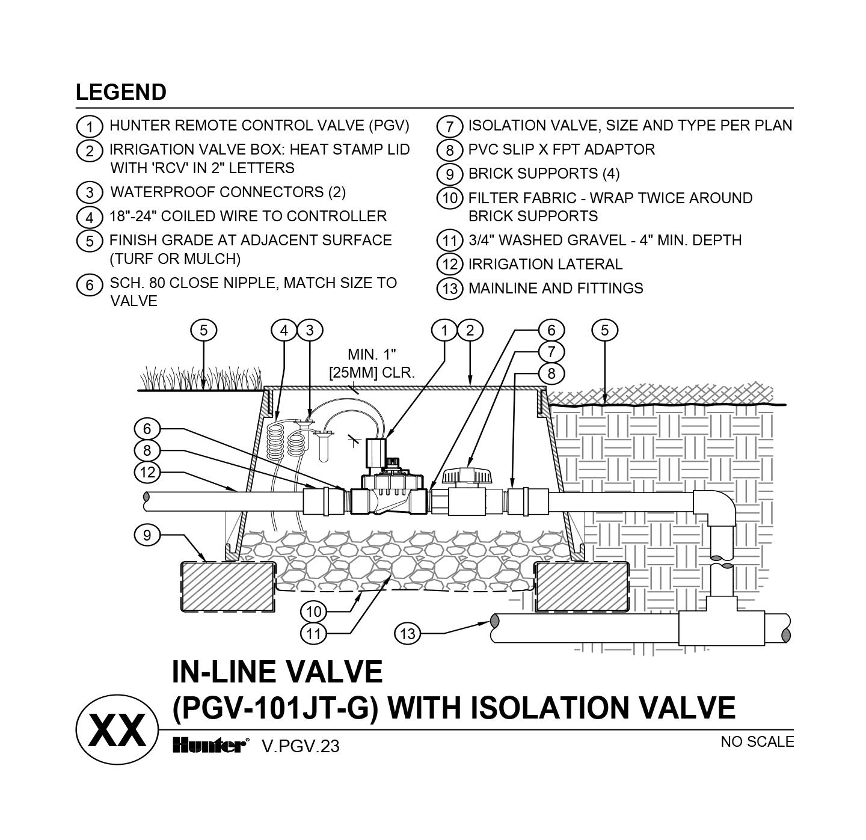 hight resolution of cad pgv 101jt with shutoff valve