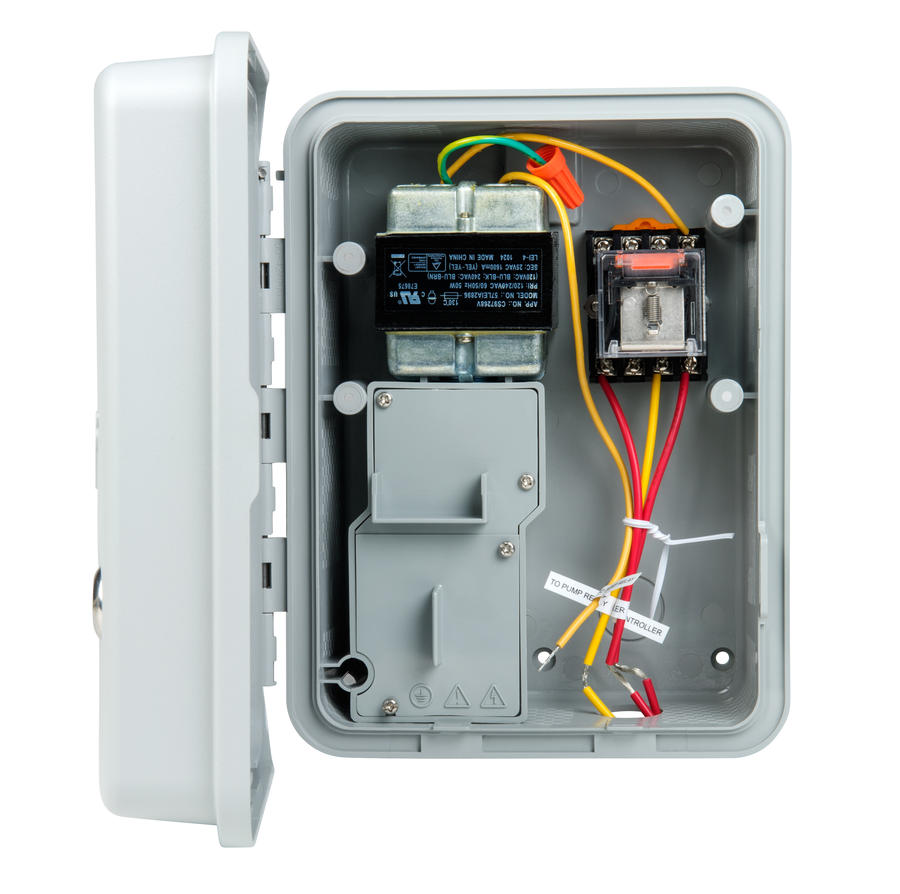 Pump Relay Switch Irrigation
