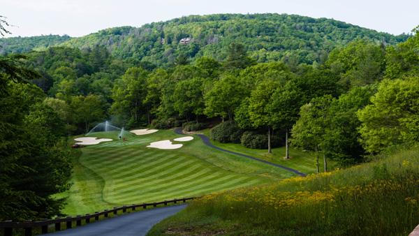 Highlands Falls Golf and Country Club  Hunter Industries