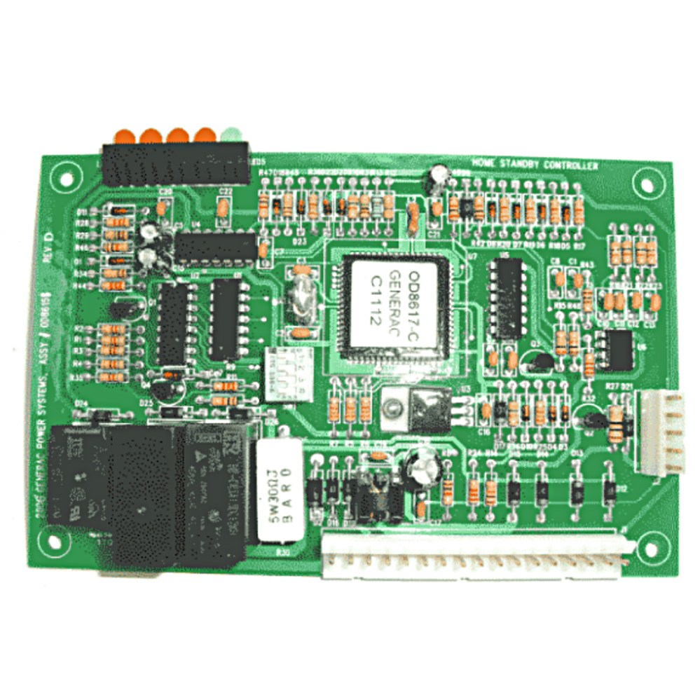 medium resolution of generac control board 0d86150srv