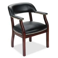 Folding Chair Liquidation Gas Fire Pit Table And Chairs Uk Dallas Office Furniture   Traditional Captains With Black Vinyl