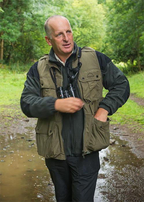 raptor waistcoat
