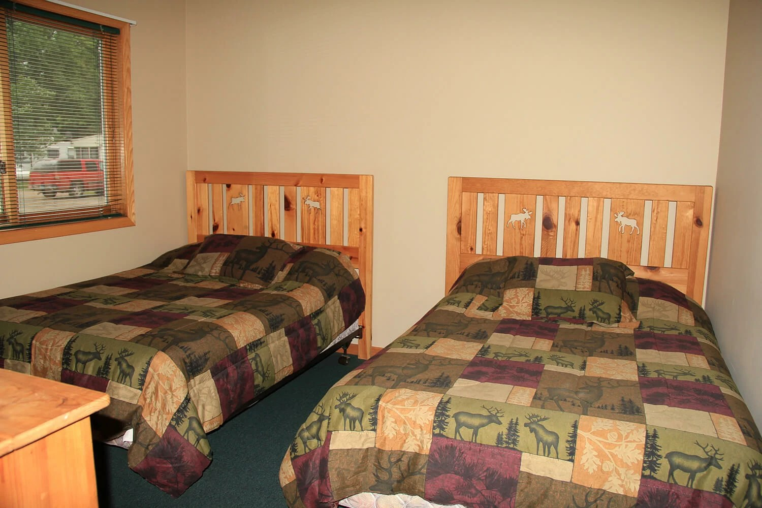 Motel Rooms Cabin Rentals on Mille Lacs Lake  4 Guests