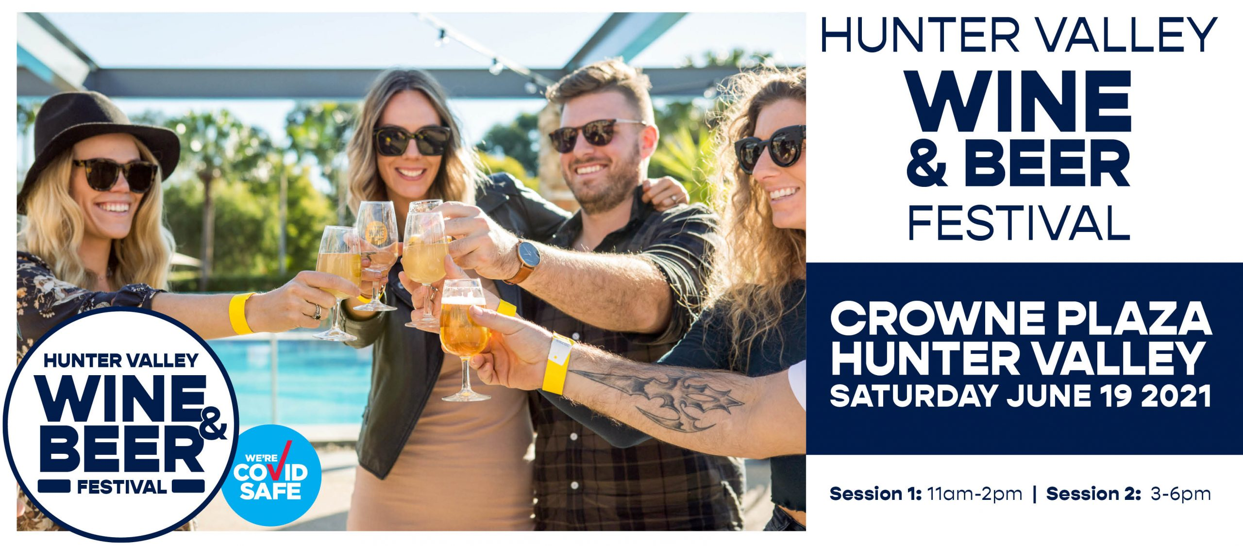 Hunter Valley Wine and Beer Festival Lovedale