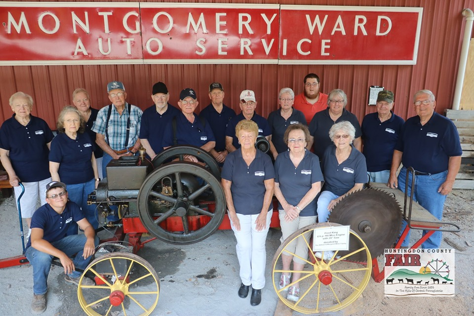 farm museum staff