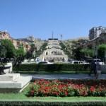 Yerevan, Cascade, Armenia,