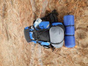 Backpack, Abel Tasman, Hiking, New Zealand,