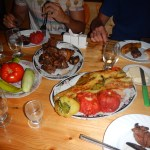 Armenian food, Food, Yerevan