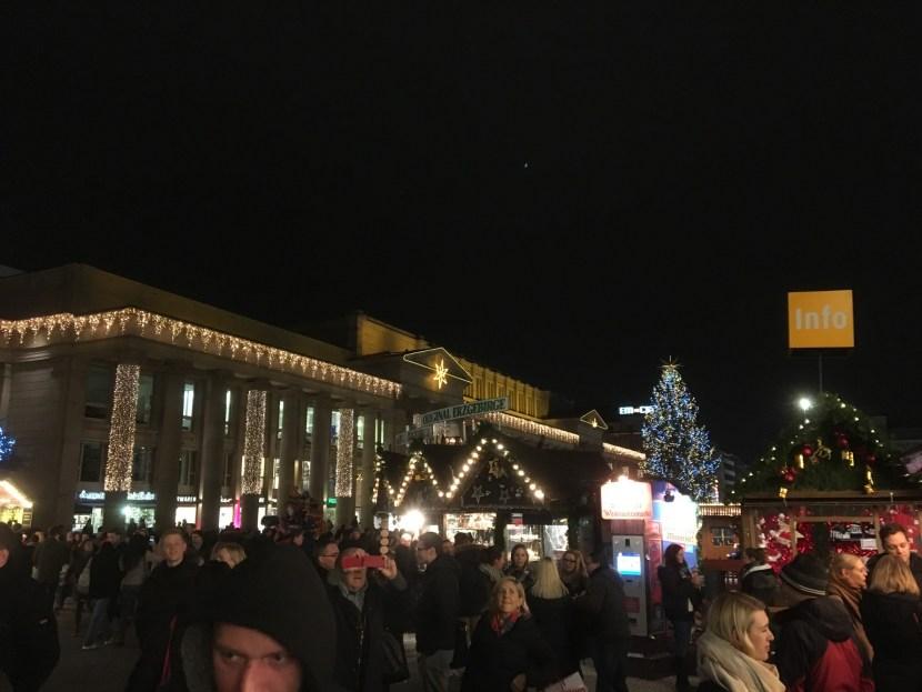 Weihnachtsmarkt, Stuttgart