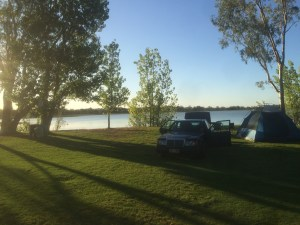 Australia, lake, Outback