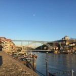Douro River, Porto, bridge