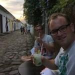Paraty, cocktail, Caipirinha